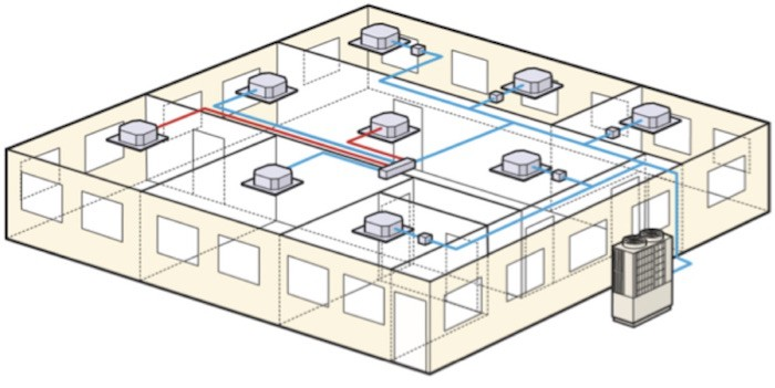 Enersolv Design And Build Ltd Enersolv Vrf Diagram Enersolv