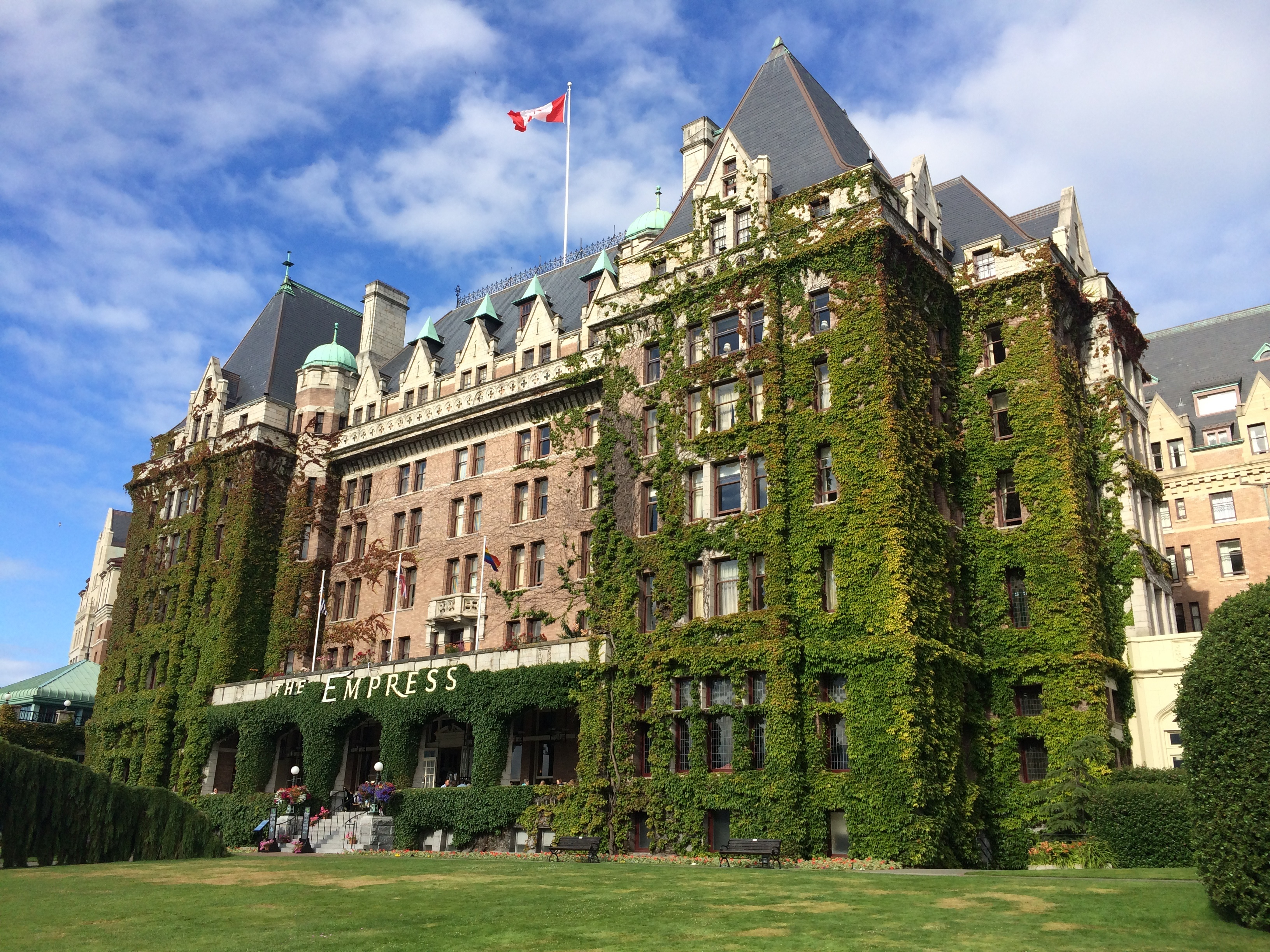 Fairmont Empress Hotel Victoria